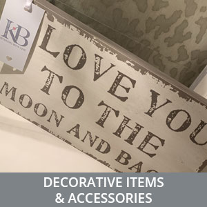 Decorative Items & Accessories