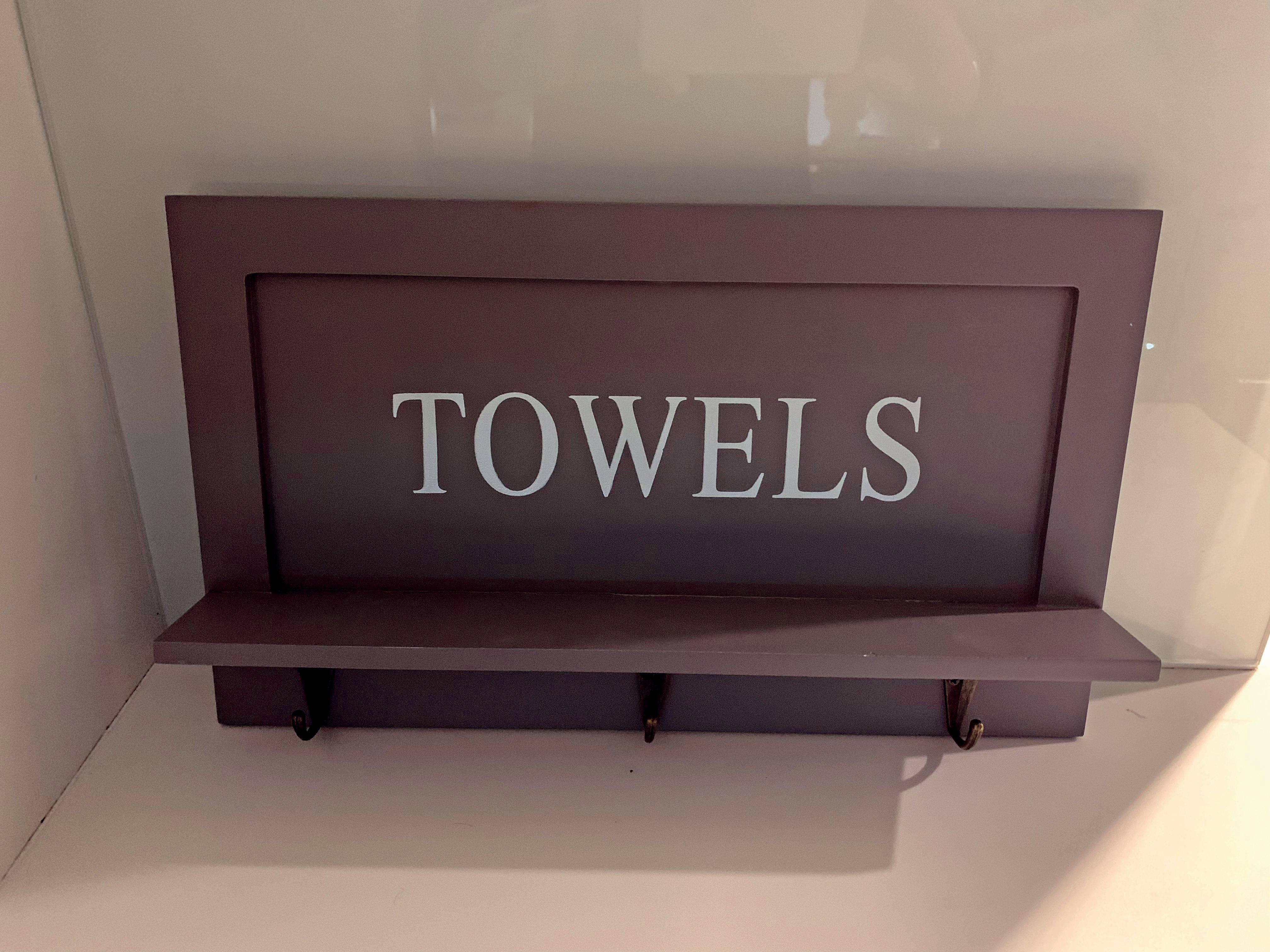Towel Wall Hooks