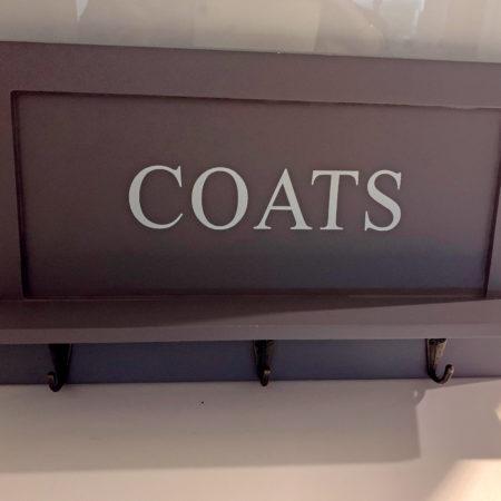 Coats Wall Hooks