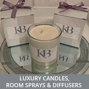 Luxury Candles, Room Sprays & Diffusers